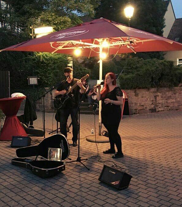 Straßenmusikfestival Schlüchtern September 2016
